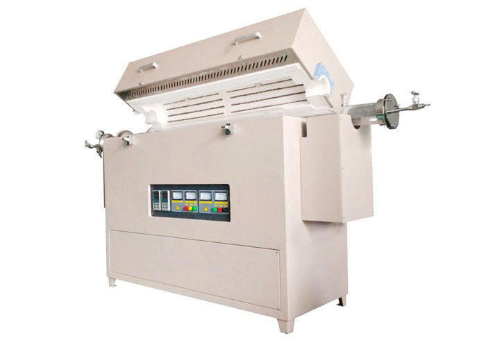 Automatic Power Off Laboratory Tube Furnace Durable 20 °C / Min Max Heating Rate