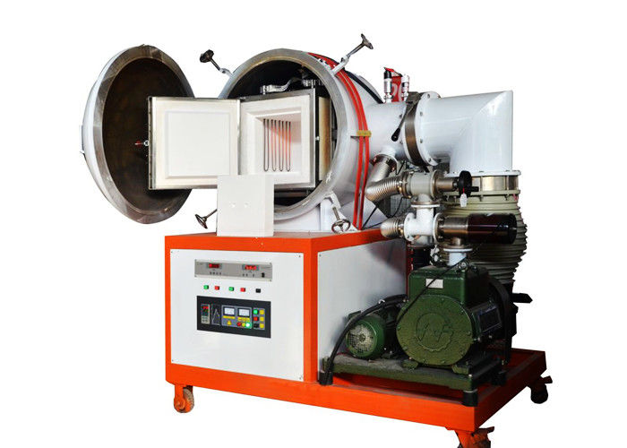 Operation Manual High Temperature Vacuum Furnace Heat Treatment Furnace 1 - 324L Capacity